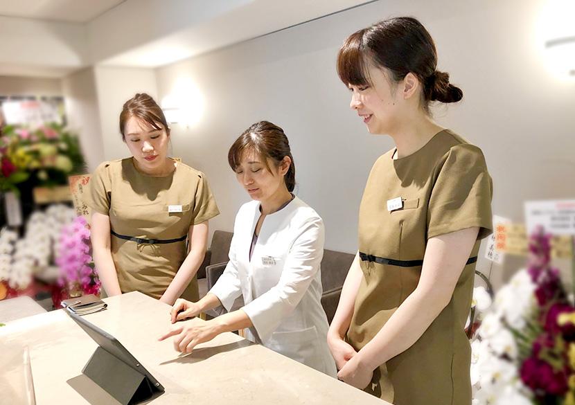 美里歯科 京都市左京区聖護院の歯医者スタッフミーティング