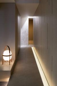 美里歯科 京都市左京区聖護院の入り口からのアプローチ