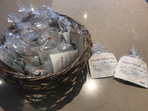 美里歯科 京都市左京区聖護院バレンタインプレゼント