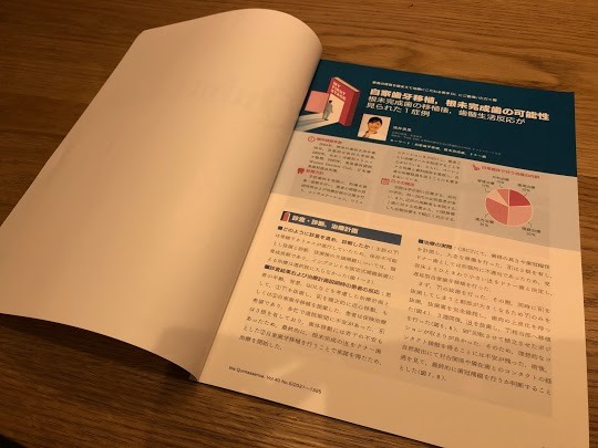 京都市左京区聖護院 美里歯科 治療症例が掲載されました